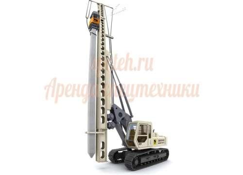 Сваебой СП-49, МКГ- 25-01, БМ-811М